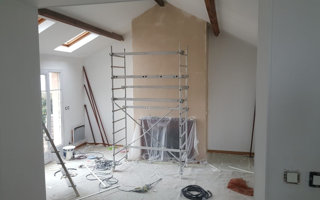 RÉNOVATION D'UN PAVILLON DE 150M2